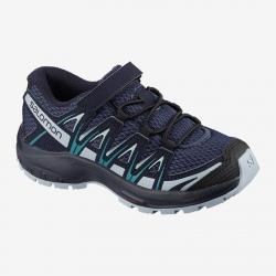 Chaussures de randonnée Salomon XA PRO 3D K Blue Indigo/Kentucky Blue