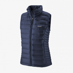 Veste sans manches Patagonia W'S DOWN SWEATER Classic Navy