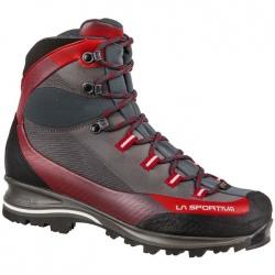 La Sportiva TRANGO TRK LEATHER W GTX Carbon/Garnet Shoes