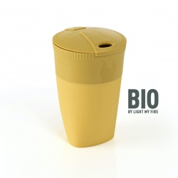 Gobelet Light My Fire PACK-UP-CUP BIO Mustyyellow