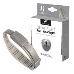 Bracelet anti-moustiques Pharmavoyage Ivoire