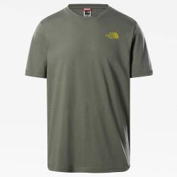 T-shirt The North Face NATURAL WONDERS Agave Green
