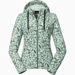 Schöffel jacket FLEECE HOODY MAIDSTONE L Nature