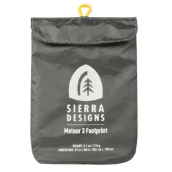 Empreinte de tente Sierra Designs METEOR 3 FOOTPRINT