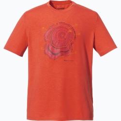 T-shirt Schöffel BIRKENHEAD M Orange