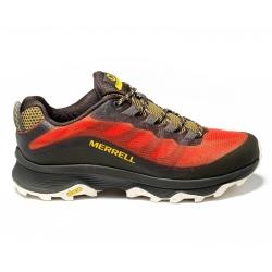 Merrell MOAB SPEED Tangerine shoes