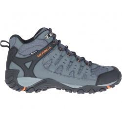 Merrell ACCENTOR SPORT MID GTX Rock/Exuberance hiking shoes