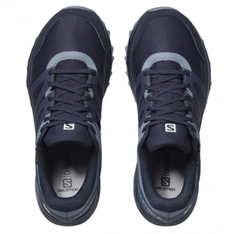 Salomon TRAILSTER 2 GTX W navy blazer/sargasso sea/flint stone trail shoes