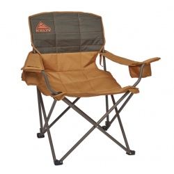 Chaise de camping Kelty Deluxe Lounge Chair Canyon Brown Beluga