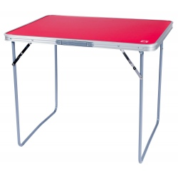 """CAO """"CAMP"""" table Red"""