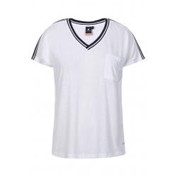 T-shirt Luhta HAAPANIEMI White