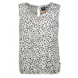 T-shirt Luhta HAAPAVAARA Optic White