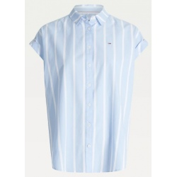 Chemise Tommy Hilfiger TJW RELAXED STRIPE S Moderate Blue/Stripe