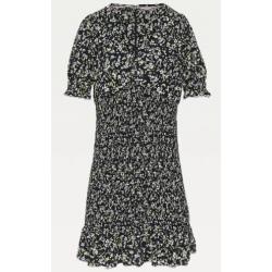 Tommy Hilfiger TJW SMOCK BODY Floral Print Dress