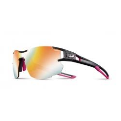Julbo AEROLITE Sunglasses Black/Pink RV P1-3LAF