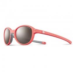 Julbo FRISBEE Glasses Coral Pink/Blue SP3