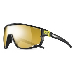 Julbo RUSH Glasses Black/Yellow RV P1-3LAG