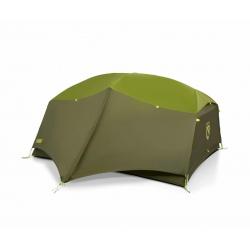 Tent Nemo AURORA 3P nova green