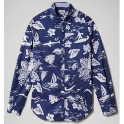 Napapijri GESIN Hawaii Multicolour shirt