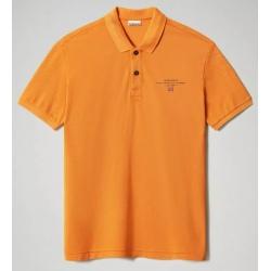 Napapijri ELBAS Marmalade Orange Polo