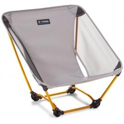 Chaise de camping HELINOX GROUND Cloudburst Grey