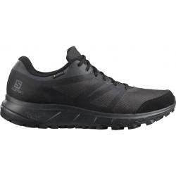 Salomon TRAILSTER 2 GTX Phantom / Ebony / Black shoes