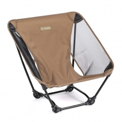 Chaise de camping HELINOX GROUND Coyote Tan
