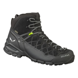 Salewa MS ALP TRAINER MID GTX trekking shoes Black/Black