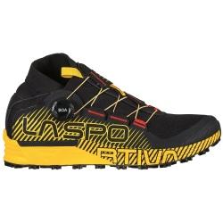 La Sportiva CYKLON Black / Yellow shoes