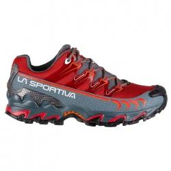 La Sportiva ULTRA RAPTOR WOMAN GTX Garnet / Slate shoes