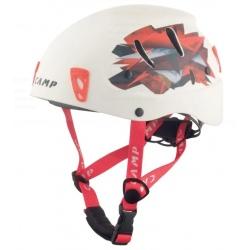 Camp ARMOUR Red climbing helmet