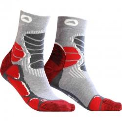 Monnet MID EXTRA LIGHT Socks Red