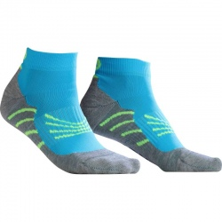 Monnet RUN PERF Socks Blue yellow