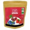 Fruits lyophilisés Voyager Rouge Délice Bio 10G
