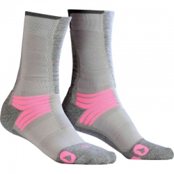 Monnet TREK AIR Socks Grey pink