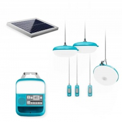 Système d'éclairage Biolite SOLARHOME 620+