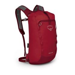 Osprey DAYLITE CINCH PACK Cosmic Red backpack