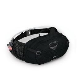 Osprey SERAL 4 Black lumbar pack