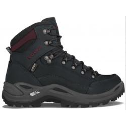 Shoes Lowa RENEGADE GTX® MID Ws Slate/blackberry