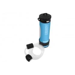 Bouteille Lifesaver LIBERTY Bleue