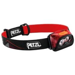Petzl ACTIK CORE 450 Red Head Lamp