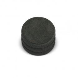 3 disques charbon Lifesaver LIBERTY