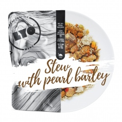 Lyofood Pork stew with pearl barley 500g freeze-dried meal