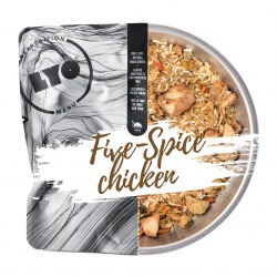 Lyofood Five spice chicken and rice 500g freeze-dried meal