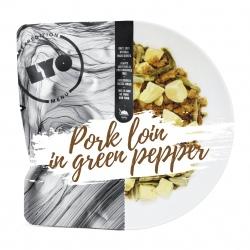 Lyofood Pork loin in green pepper sauce 500g freeze-dried meal