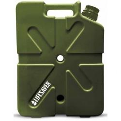 Jerrycan Lifesaver 20000UF vert armée 18L