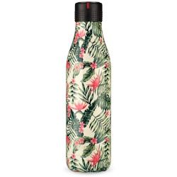 Bottle Les Artistes BOTTLE UP 750ml Palm trees glossy