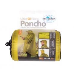 Poncho Sea To Summit PONCHO 15D Lime