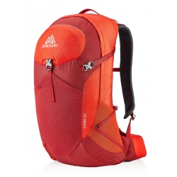 Gregory CITRO 24 Vivid Red Backpack