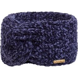 Cairn LOUISE Midnight velvet headband
